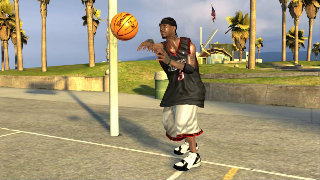 NBAstreetHC PS3X360 Editeur 005