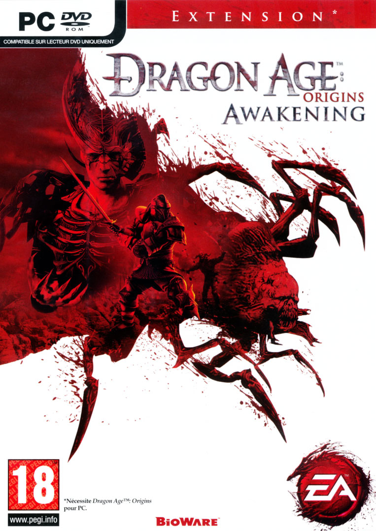 DragonAgeOriginsAwakening PC Cover 001