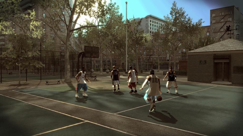 NBAstreetHC PS3X360 Editeur 004