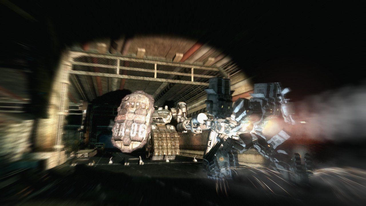 ArmoredCore5 Multi Editeur 015