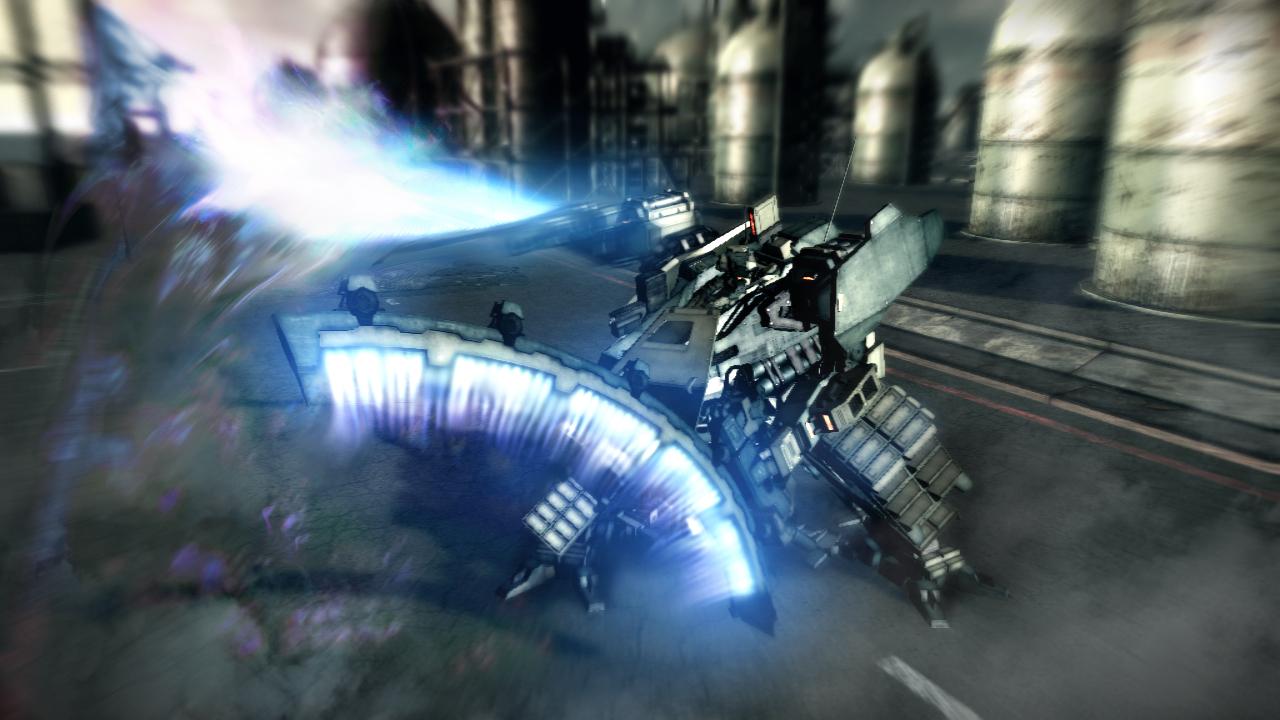 ArmoredCore5 Multi Editeur 024