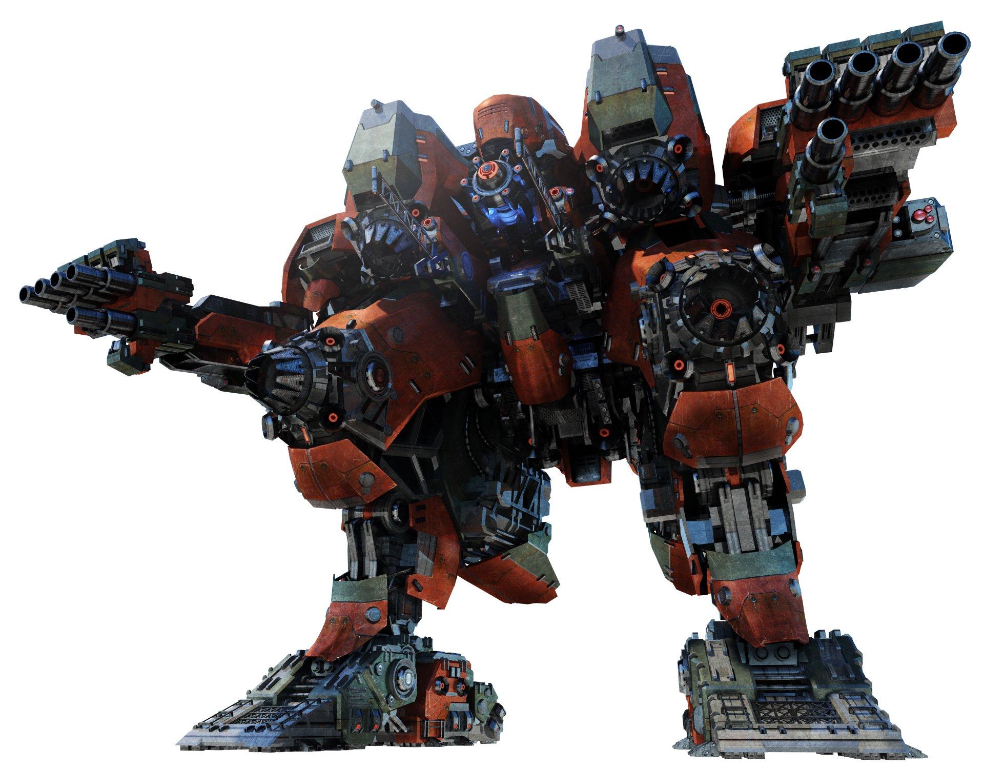 ArmoredCore5 Multi Editeur 033