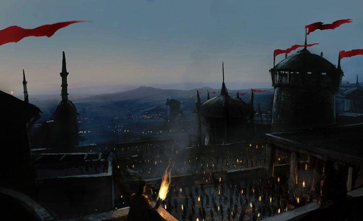 Fortress FinalFantasy Cancel 10