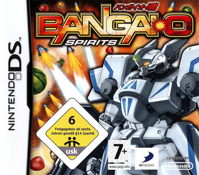 Bangai-O Spirits