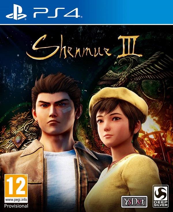 ShenmueIII PS4 Jaquette 003
