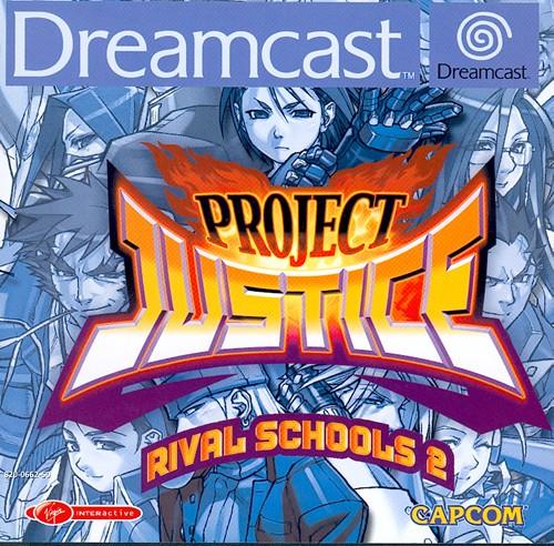 Project Justice : Rival Schools 2