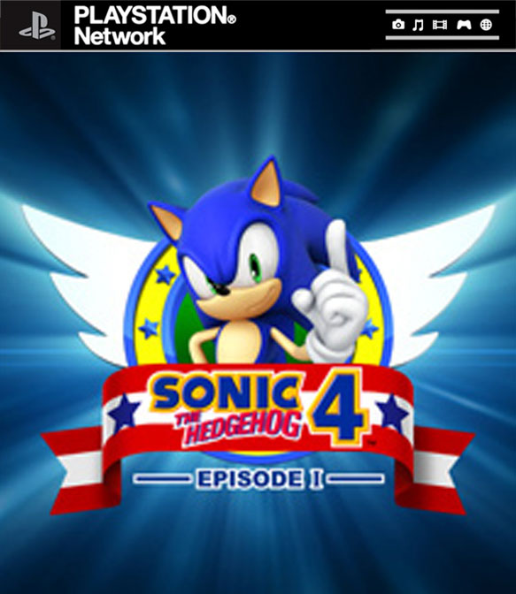 Test - Sonic the Hedgehog 4 : Episode 1 (PSN)