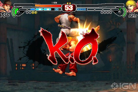 StreetFighter4 iPhone Div004