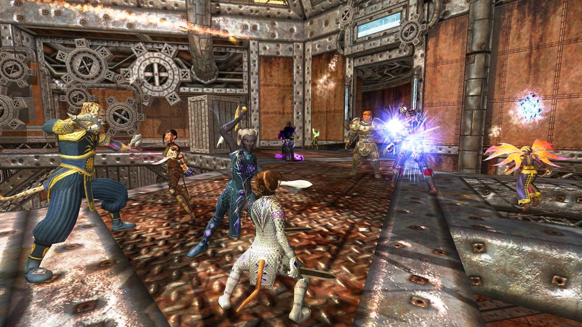 EverquestII SentinelsQuest ed005