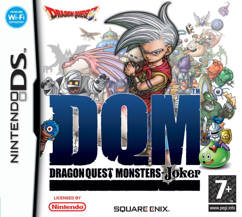 DQmonsterJ DS Jaquette 001