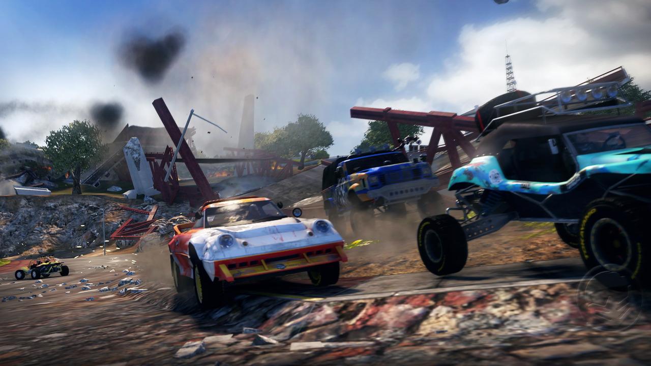 MotorStorm-Apocalypse PS3 Editeur 050