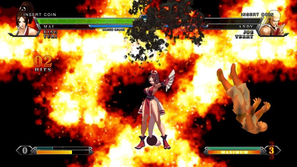 KOF XIII Arcade 46