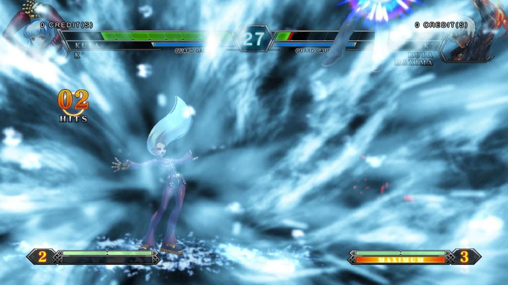 KOF XIII Arcade 48