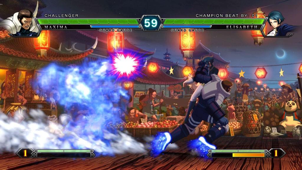 KOF XIII Arcade 51