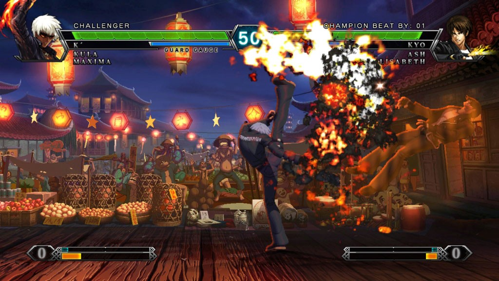 KOF XIII Arcade 52