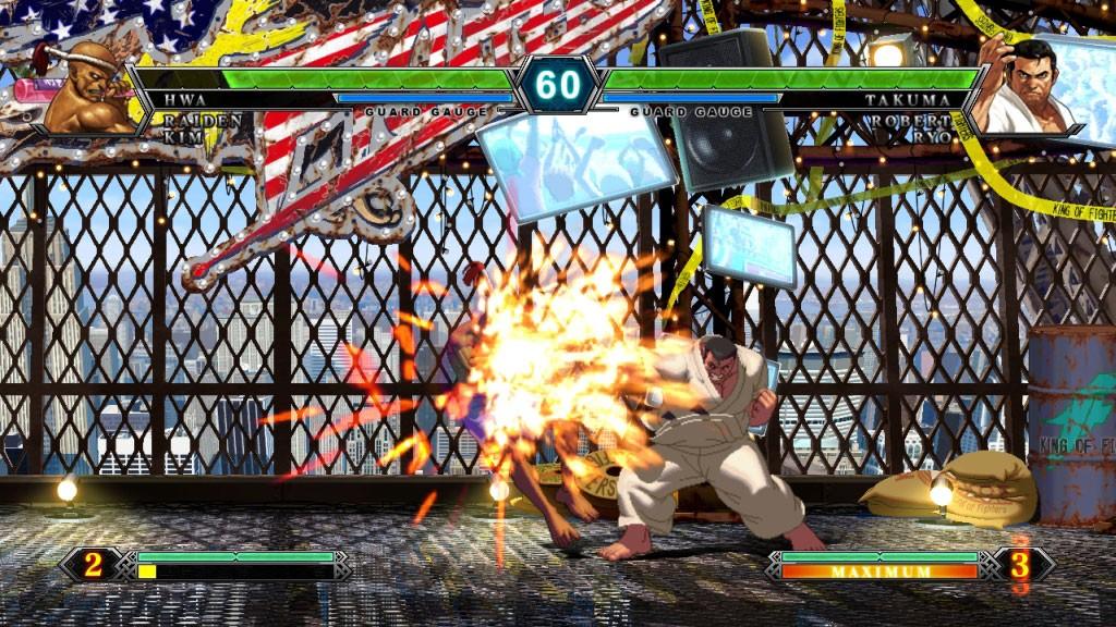 KOF XIII Arcade 53