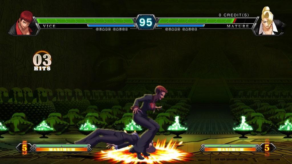 KOF XIII Arcade 57