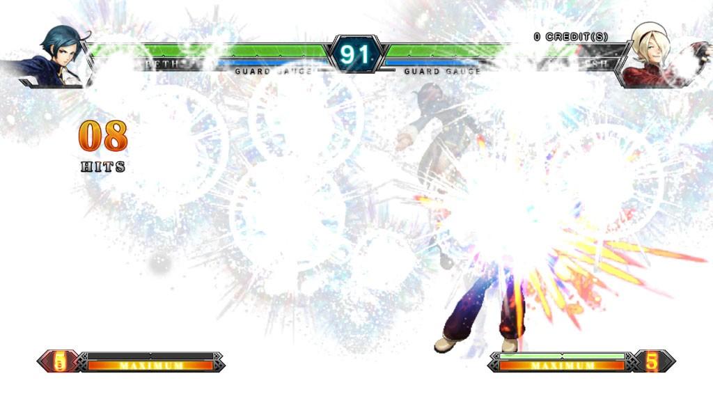 KOF XIII Arcade 60