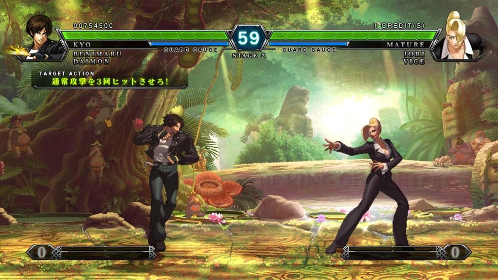 KOF XIII Arcade 61