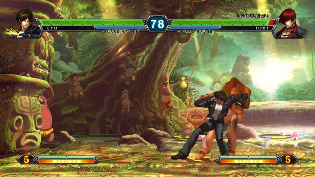 KOF XIII Arcade 62