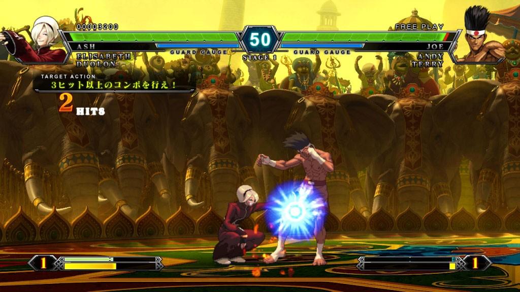 KOF XIII Arcade 63