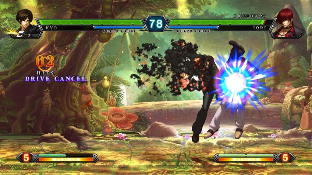 KOF XIII Arcade 64