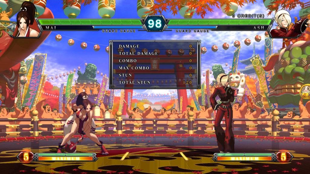 KOF XIII Arcade 66