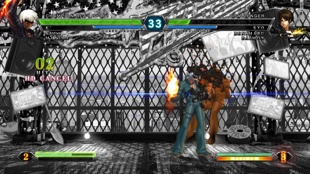KOF XIII Arcade 67
