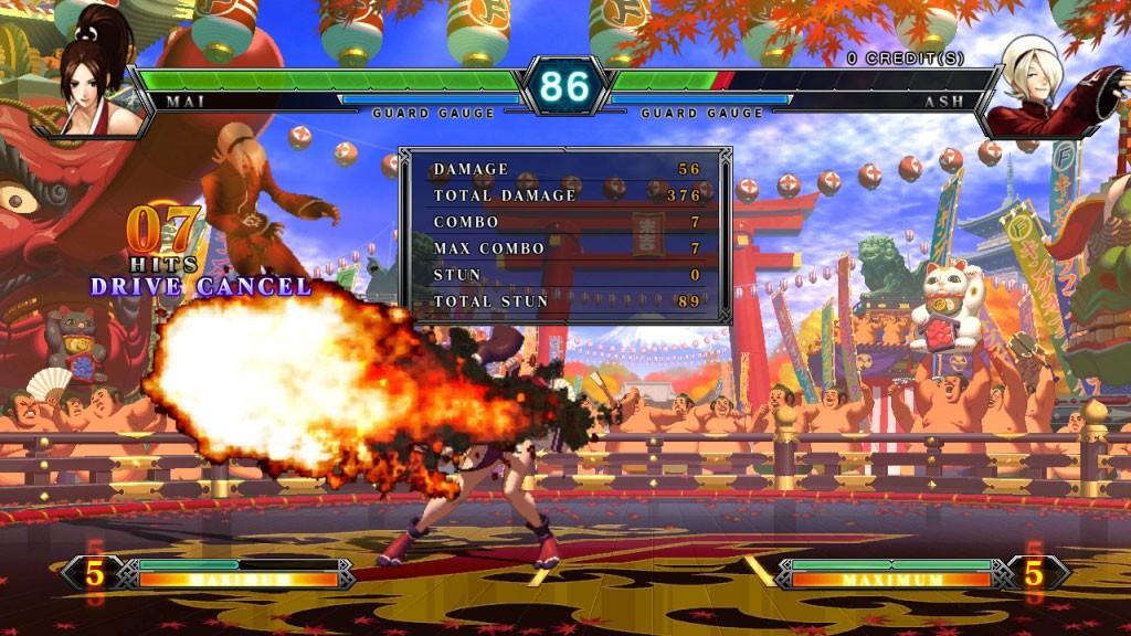 KOF XIII Arcade 68