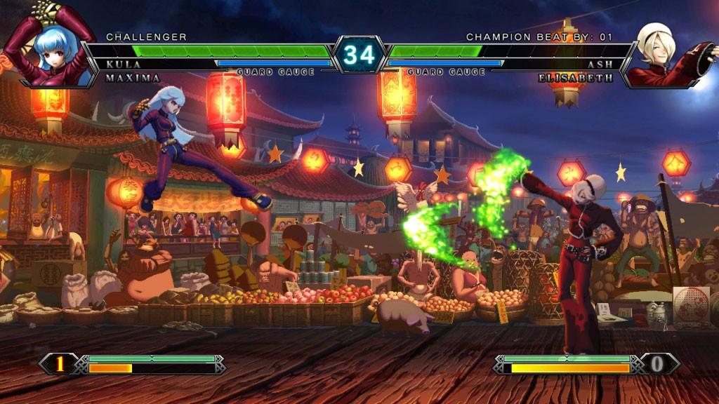 KOF XIII Arcade 70