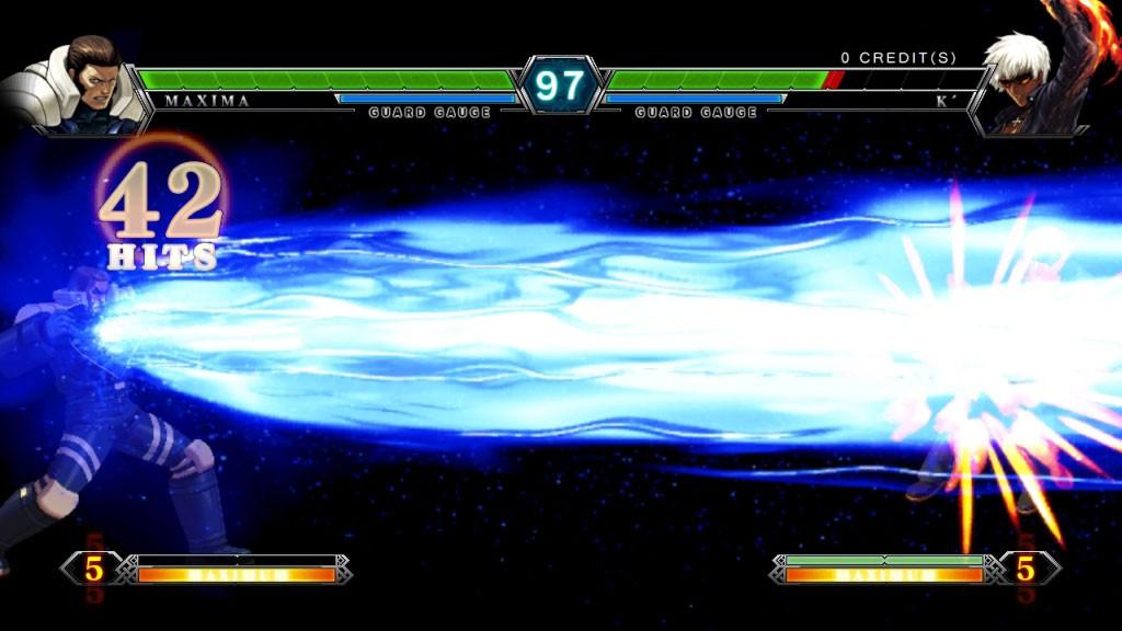 KOF XIII Arcade 71