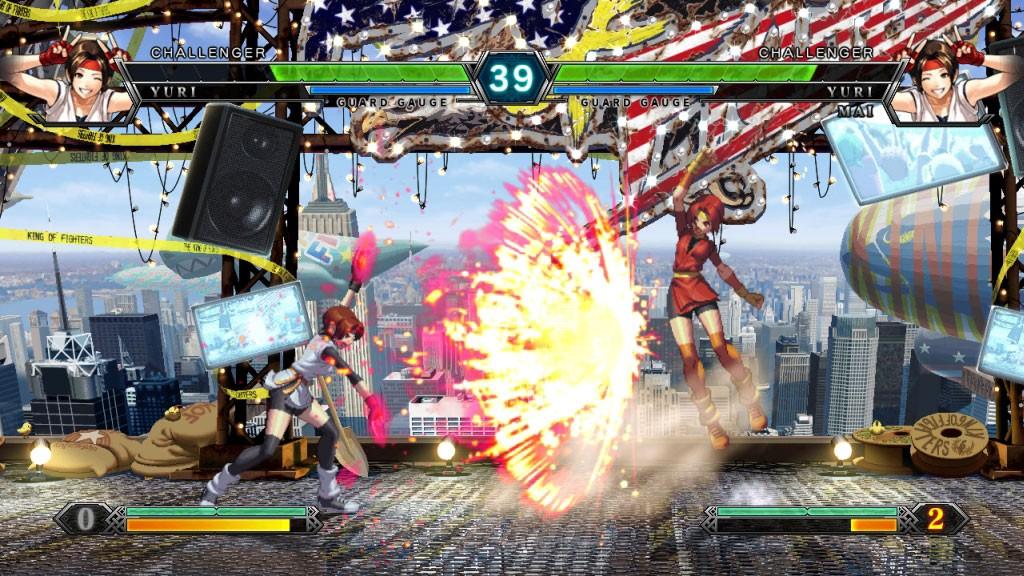 KOF XIII Arcade 73