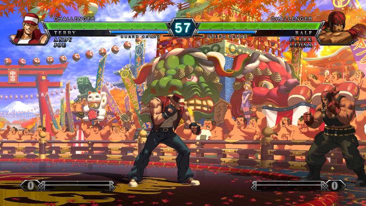 KOF XIII Arcade 77