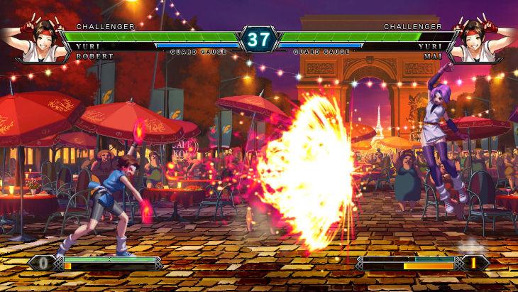 KOF XIII Arcade 78
