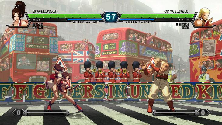 KOF XIII Arcade 80