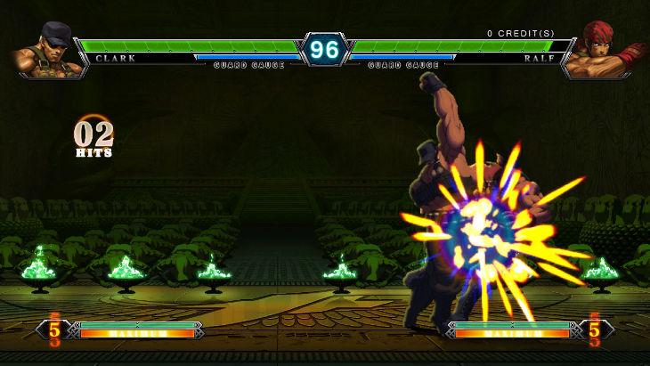 KOF XIII Arcade 82