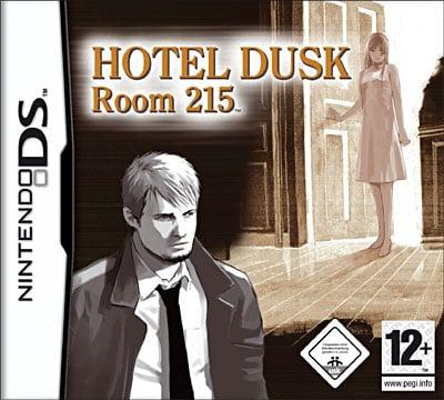 Hotel Dusk DS Jaquette