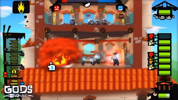 GodsVsHumans WiiWare ed010