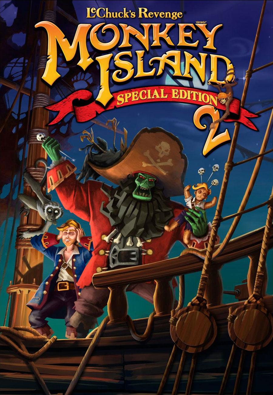 Monkey Island 2 : LeChuck's Revenge - Special Edition