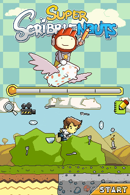 SuperScribblenauts DS Edit 002