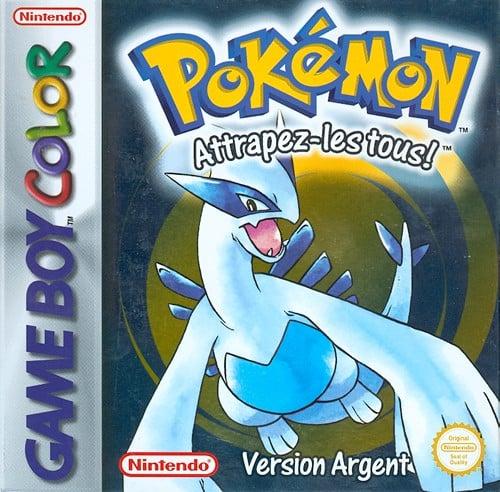 PokemonArgent GBC jaquette