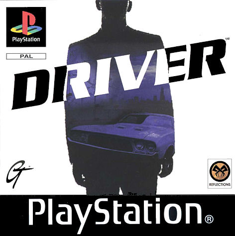 Driver Playstation Jaquette