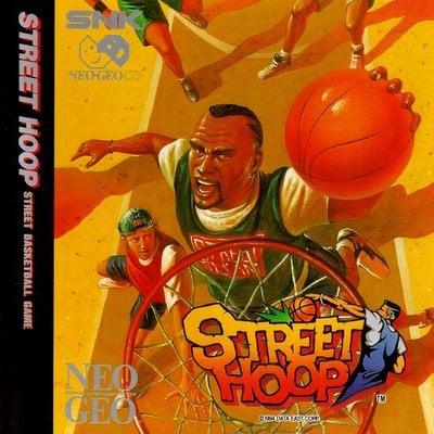 StreetHoop NeoGeo Jaquette