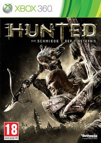 Hunted-TheDemon-sForge 360 Jaquette 002