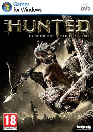 Hunted-TheDemon-sForge PC Jaquette 002