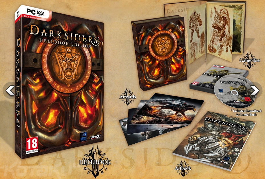 Darksiders HellBookEdition01