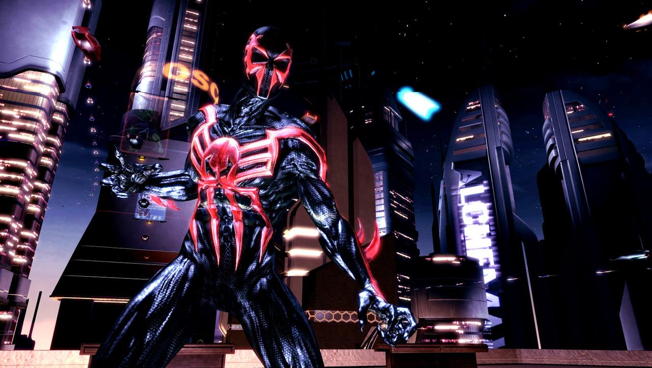 Spider-Man Shattered Dimensions Multi Edit13