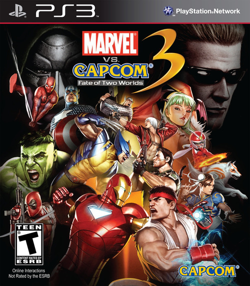 Marvel Vs. Capcom 3 : Fate of Two Worlds