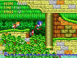 Sonic2 MD Edit003