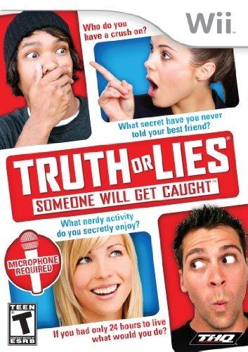 TruthorLies Wii Jaquette 001